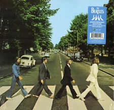 Abbey Road by The Beatles (180gm LP, 2019 Apple, US, B0030719-01, Anniversary)