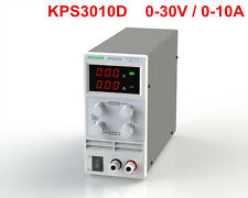 Mini Adjustable Switch DC Power Supply KPS3010D Output 0-30V 0-10A AC110-220V