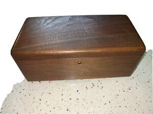 Lane Cedar Chest SALESMAN SAMPLE Altavista VA Wooden Furniture Vintage