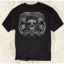 Sons of Anarchy Samcro Supporter T-Shirt Large
