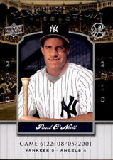 2008 Upper Deck Yankee Stadium Legacy Collection #6122 Paul O'Neill (REF 19073)