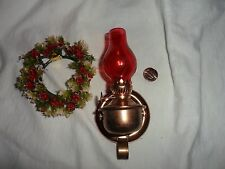 Vintage Small Oil Lamp