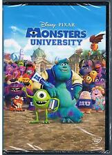 MONSTERS  UNIVERSITY DVD DISNEY PIXAR SIGILLATO!!!