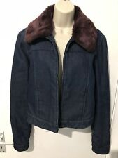 Armani Jeans Ladies Jacket Size UK16