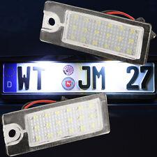 Kennzeichenbeleuchtung Kennzeichenleuchten SET LED SMD Nummernschild 71305