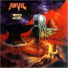 ANVIL - Worth The Weight  [Re-Release] DIGI CD