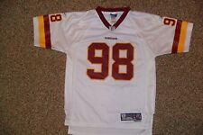 Washington Redskins Brian Orakpo Jersey Stitched- Size Youth Large