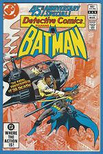 Detective 512 NM+ 1982 DC Batman Robin Batgirl Gene Colan 45th Anniversary Sp.