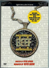 RAP DVD-EMINEM, NELLY-50 CENT-ICE CUBE-BEEF II W/BONUS DISC W/ SPECIAL FOOTAGE