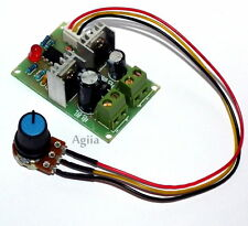 12V-36V 3A Pulse Width PWM DC Motor Speed Controller RC Regulator Switch 12V 24V