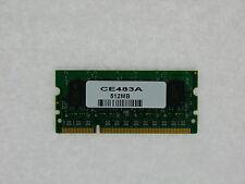 LOT of 10pcs CE483A 512MB Memory for HP LaserJet P4015 P4515 P4014n
