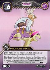 Carte DINOSAUR KING Attaque Alpha TANK DKAA 085/100
