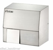 FastDry HK1800SA (110V/120V) Automatic Hand Dryer/Stainless Steel/Surface Mount