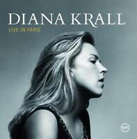 Diana Krall - Live In Paris - New Sealed Vinyl LP Album
