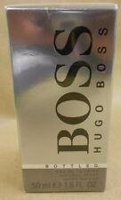 Bottled by Hugo Boss for Men Eau De Toilette Cologne Spray 1.6 oz NEW IN BOX