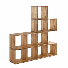 Unbranded Oak Display Cabinets Furniture