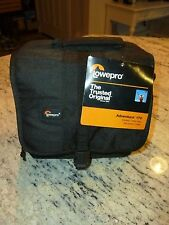 Lowepro Adventura 170 Canvas Camera/Photography Shoulder Portable Bag - Black