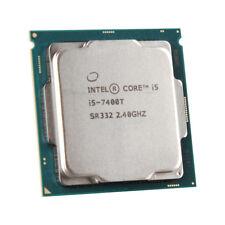 Intel Core i5-7400T 2.40GHz Quad-Core LGA1151 35W TDP Desktop CPU Processor