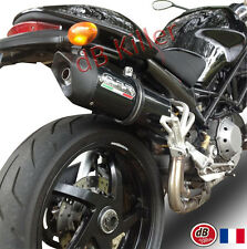 SILENCIEUX GPR FURORE LOOK CARBONE DUCATI MONSTER S4R 1000 2003/07