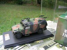 PROMO MASTER FIGHTER 1/48 MILITAIRE RENAULT SHERPA LIGHT APC Tourelle WASP 3 Ton