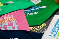 New Plain Lazy Women's T-Shirt funny humour caption easy-going UK 14-16 RRP £22
