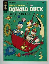 Donald Duck #109 (Sep 1966, Western Publishing)! FN6.5+ Silver age Gold Key!