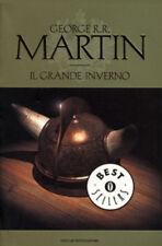 Il grande inverno - Martin TRONO DI SPADE VOLUME 2 MONDADORI BESTSELLER