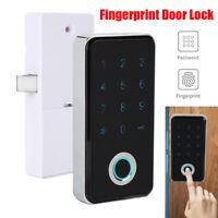 Fingerprint Door Lock for Home Office Door Smart Touch Password Keyless Keypad