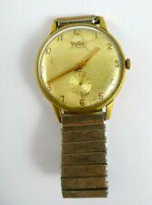 orologio vintage VETTA FUNZIONANTE 1950 MOVIMENTO PESEUX