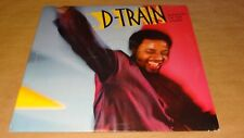 James D-Train Williams Miracles Of The Heart Vinyl Record LP Album Promo