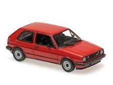 Minichamps VW Golf II GTI 1985 Red 1:43 940054121