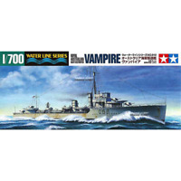 Tamiya 31910 Royal Australian Navy Destroyer Vampire 1/700