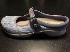 Merrell Ortholite New flat clog Moc Blue Mesh Left Shoe Only Sandal Amputee 8