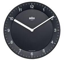 Reloj de pared Braun BNC 006 BKBK de cuarzo analógico Clásico