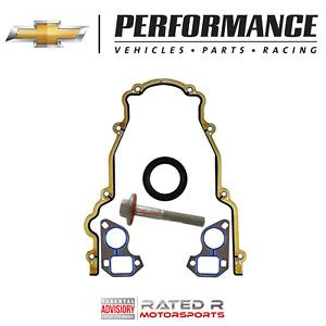 Chevrolet Performance GM Gen 3 & Gen 4 LS Cam Swap Gasket Kit 5.3L 5.7L 6.0L 6.2