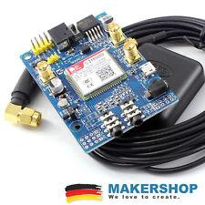 SIM808 Module GSM GPRS GPS Development Board + GPS GSM Antenne Arduino Raspberry
