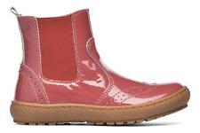 Bisgaard Emma Ankle BOOTS in Pink UK 13.5 EU 32 Ch05 11 Salew