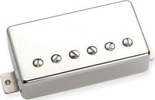 Seymour Duncan SH-11 Custom Custom High Output Humbucker Bridge Pickup, Nickel