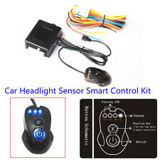 Car Automatic Headlight Headlamp Light Sensor Smart Control Kit ON/OFF Universal