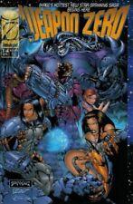 Weapon Zero Vol. 1 (1995) #4 of 4