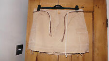 Women's Beige Skirt - UK Size 12