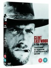 Clint Eastwood  4Film Collection [DVD]
