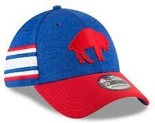 BUFFALO BILLS NFL New Era 39THIRTY 2018 SIDELINE Baseball Hat Flex Fit L/XL $32