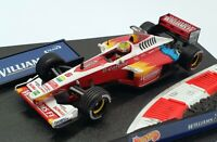 Hot Wheels 1/43 Scale 22806 - F1 Williams FW21 - #6 R.Schumacher