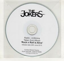 (HN649) The Jokers, Radio - 2013 DJ CD