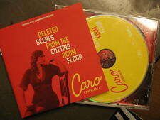 "CARO EMERALD ""DELETED SCENES FROM THE CUTTING ROOM FLOOR"" - CD"