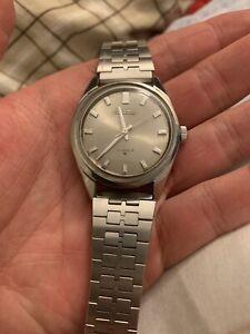 Vintage Mechanical Gentlemen Seiko Watch