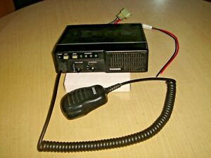 MAXON PM100-V2 VHF 4 channel 148-174MHz with microphone  (2m Ham capable)