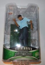2008 UPPER DECK PRO SHOTS TIGER WOODS FIGURE #2 II BLUE SHIRT POINTING NEW NIP