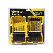 Kango 10 Piece Masonry Set with Modular Case